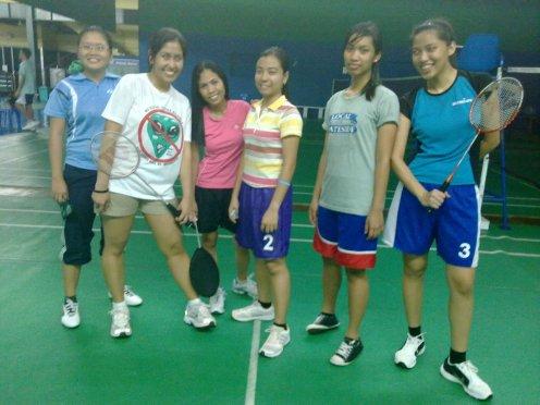 Badminton @ Yonex