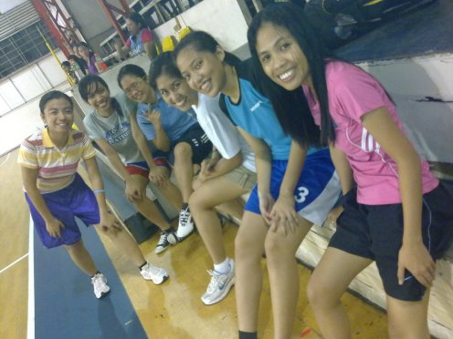 Basketball @ RFM Court