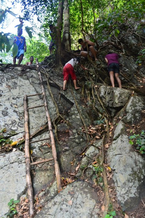 Bulusukan Falls Marinduque