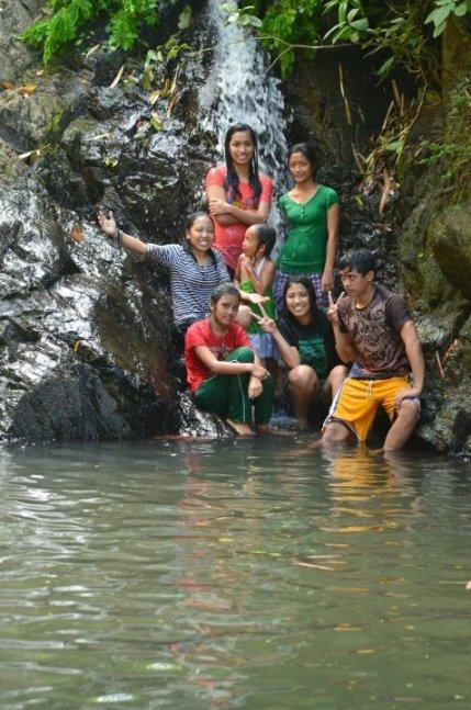 Kawa Kawa Falls, Sta. Cruz, Marinduque