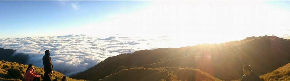 Mount Pulag Clouds