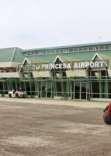 Puerta Princesa Airport