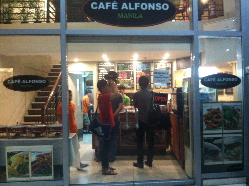 Cafe Alfonso