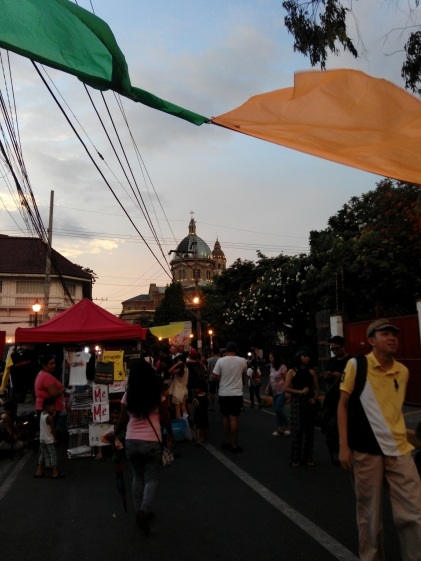 Intramuros Pasyal Sunday