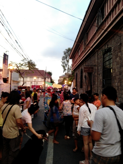 Intramuros Pasyal Sunday 2015