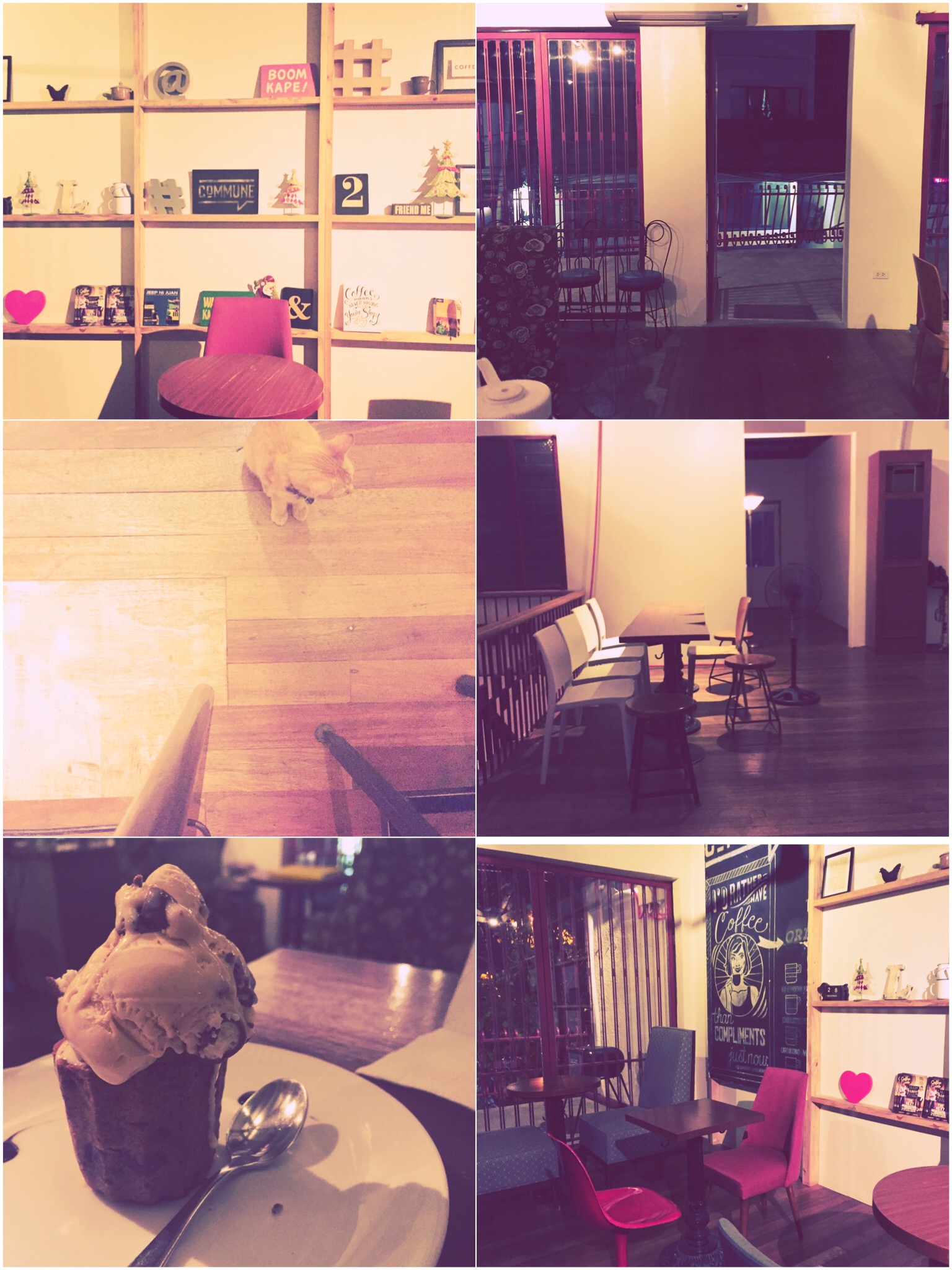 Commune Coffee Shop Makati