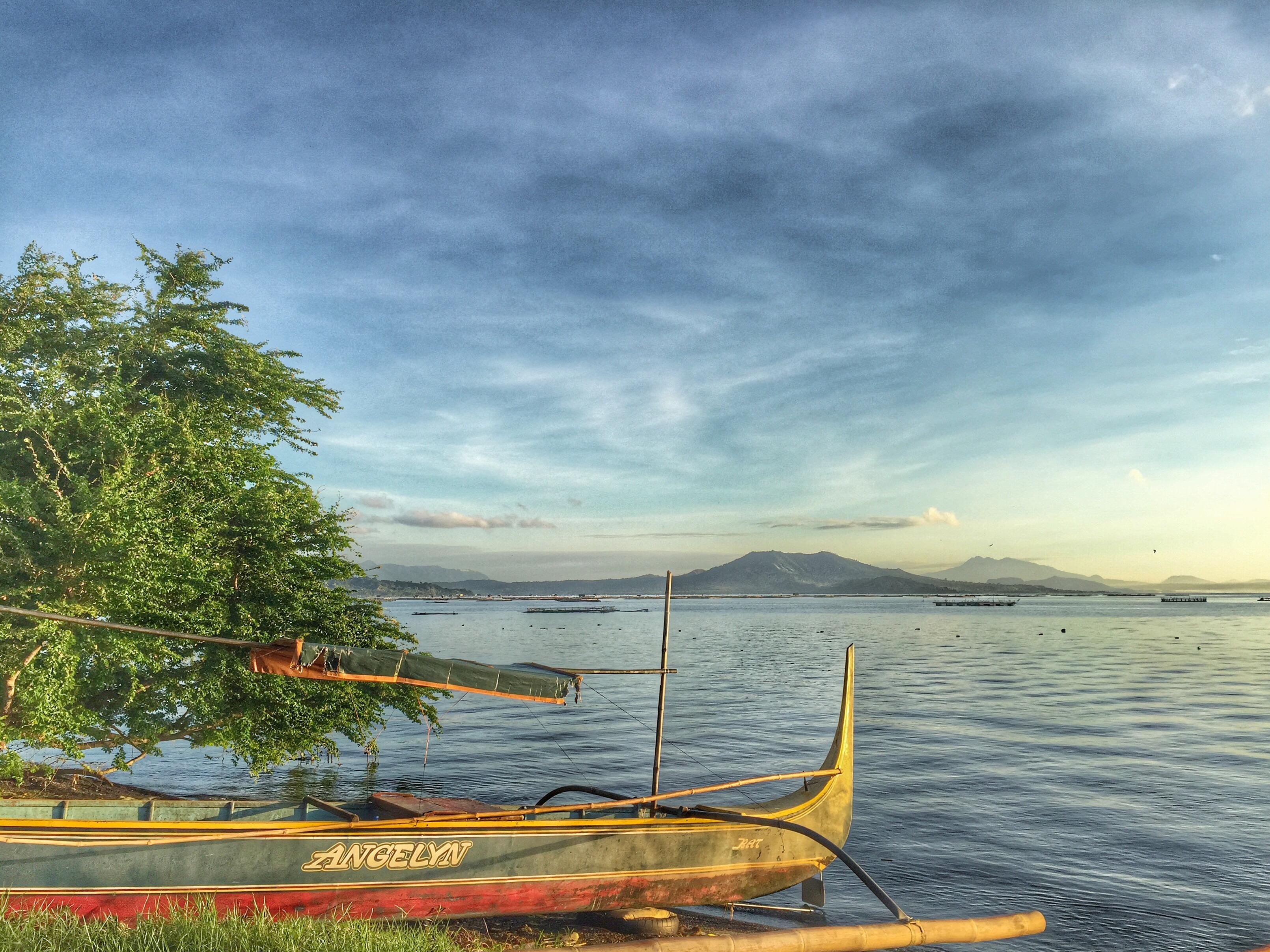 Taal Lake, Subic Ilaya, Agoncillo, Batangas